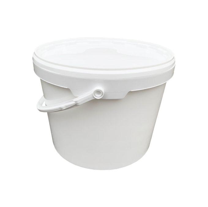 Honigeimer für Honig und Lebensmittel 12 Liter Eimer Imkereibedarf.