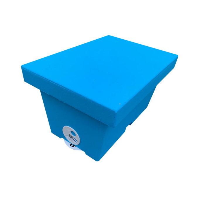 Mini Plus Styropor Beute einfach für Imkerei einfach.