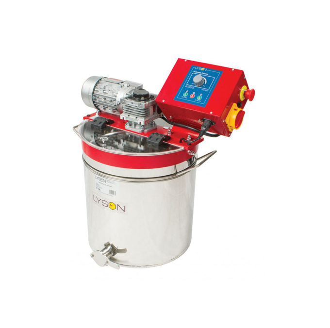 Honigrührer aus Edelstahl 50 oder 70 Liter Honigrührer Rührsystem zum Honig cremig rühren 18 Liter 33 Liter Honig, Rühren, Cremig, Imkerei.