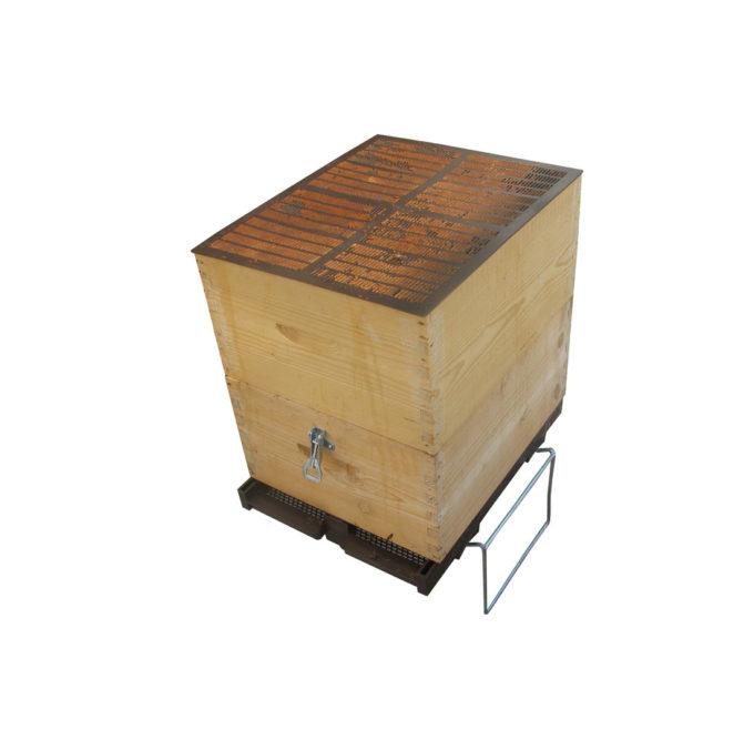 Propolisgitter aus Kunststoff Gitter Propolis Imkerei Bienen Beuten