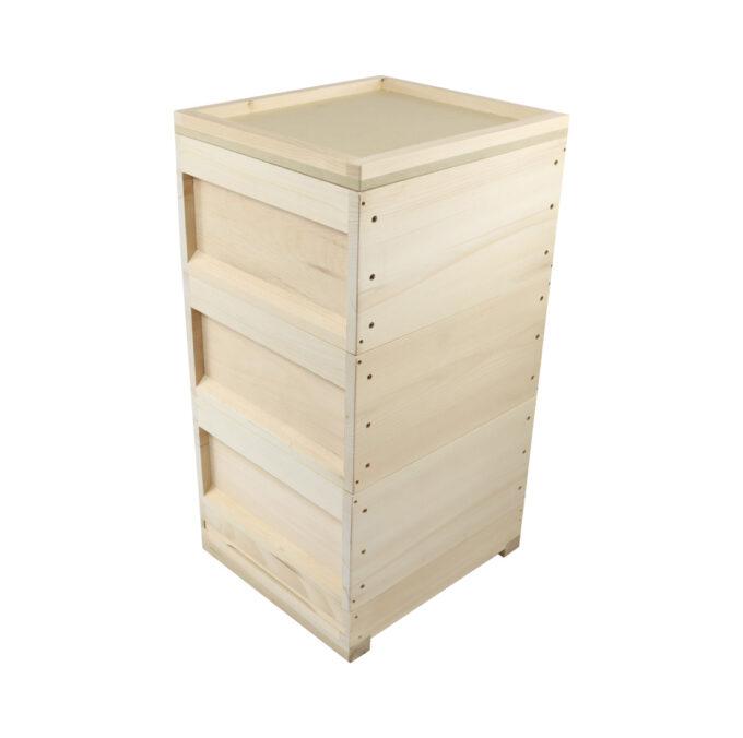 Deutsch Normal Beute Magazin DNM für Imkerei Bienen