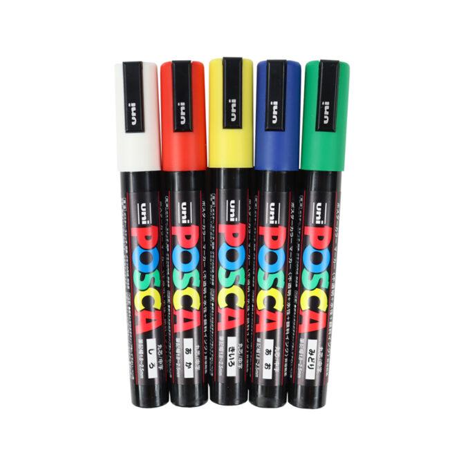 Königinnen Markierungsstifte 5 Farben