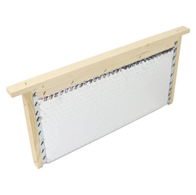 Zander Wärmeschied Pro für die Dämmung von Bienenbeuten Beuten Imkerei Zander