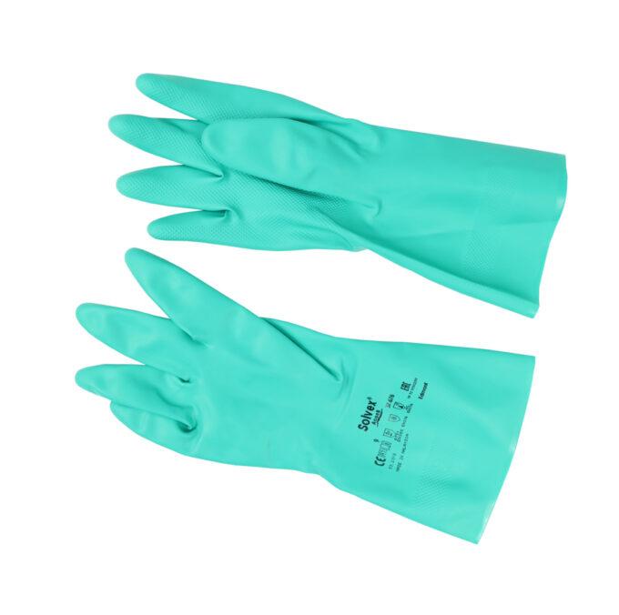 Chemikalienschutz Handschuh Gummihandschuh Säure Schutz
