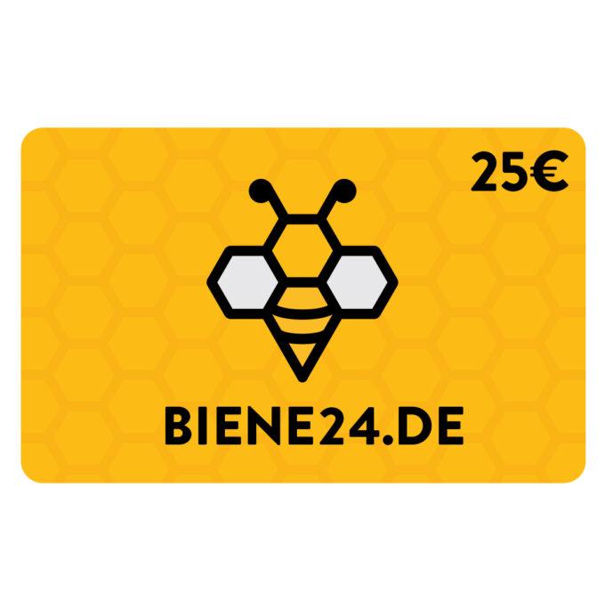 Gutschein für Biene24.de
